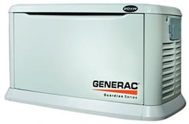 Generac Residential  Generators for your home.