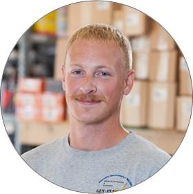 Justin Foose - Service Technician