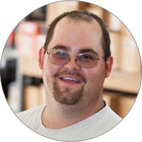 Steven Vosburgh - Senior Field Technician