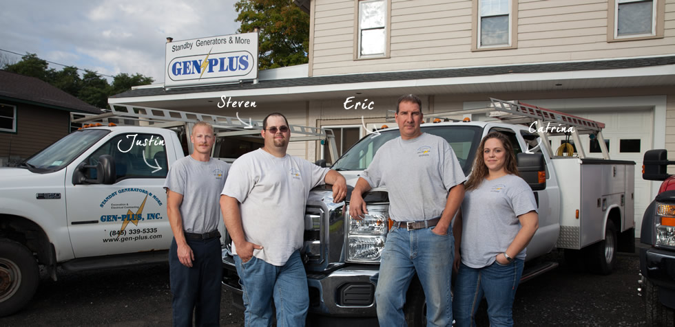 The Gen Plus Team - Tillson, NY